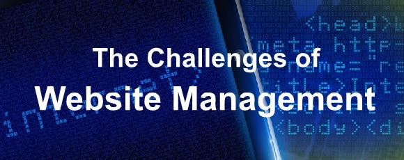 The Challenges of Website Management
